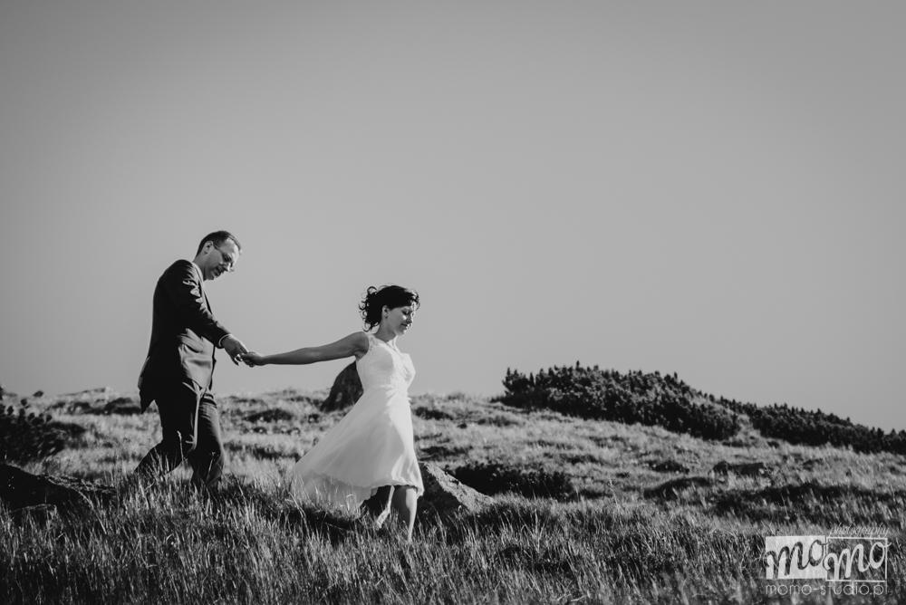 Zdjęcia ze ślubu Zakopane