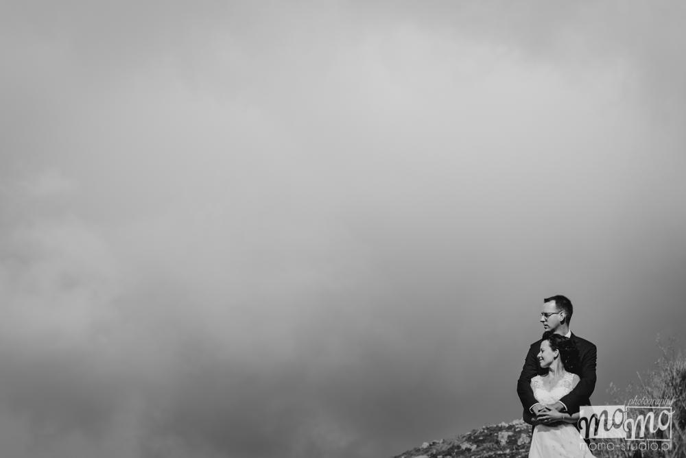 Ślubna sesja plenerowa Zakopane
