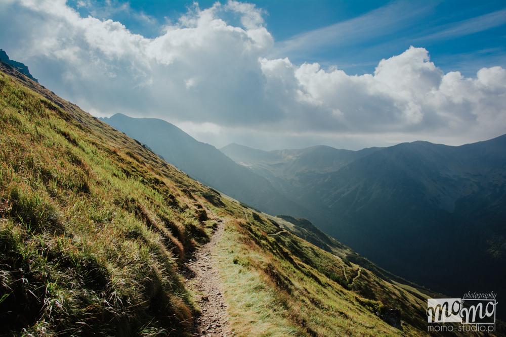 Fotograf ślubny w Tatrach