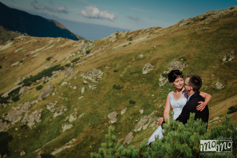 Sesja zdjęciowa w Tatrach