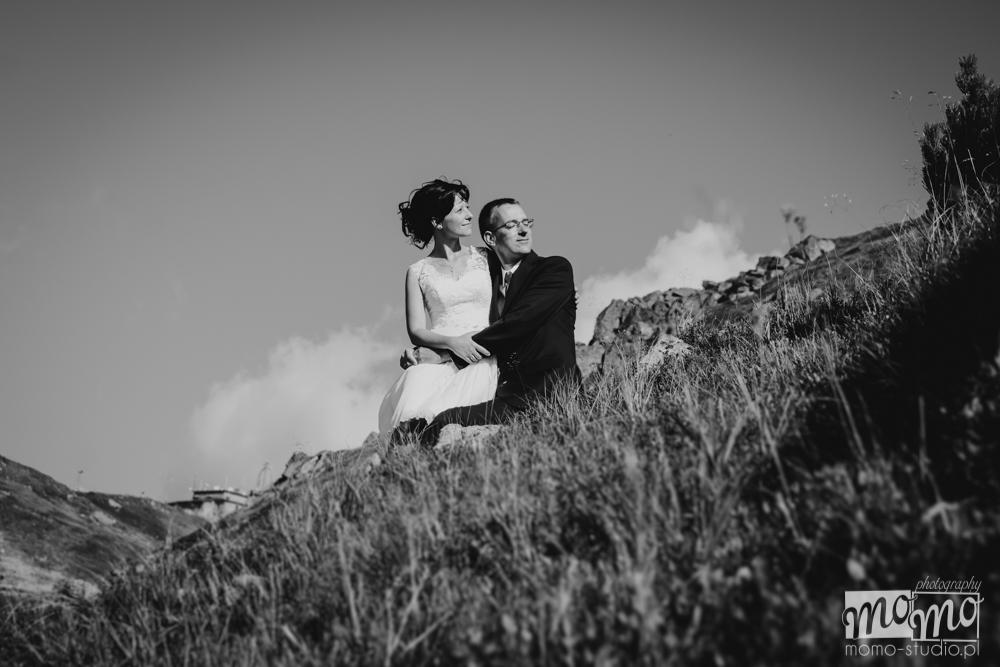 Zdjęcia ze ślubu w górach