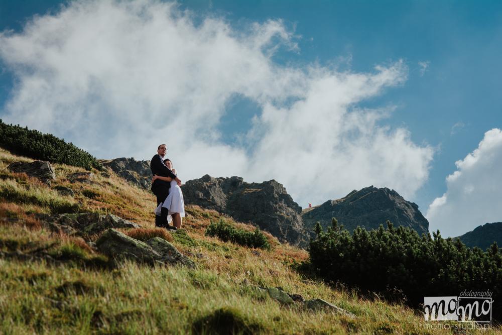 Plener w górach