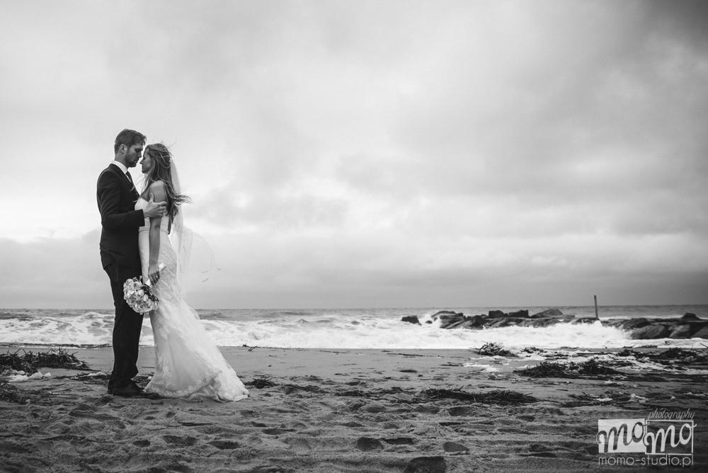 fotografia ślubna na plaży